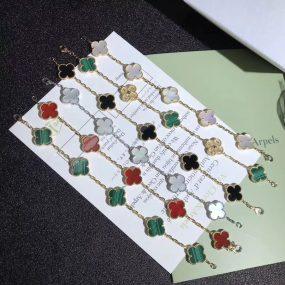 van cleef alhambra bracelet