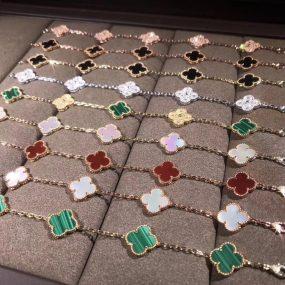 van cleef & arples bracelet