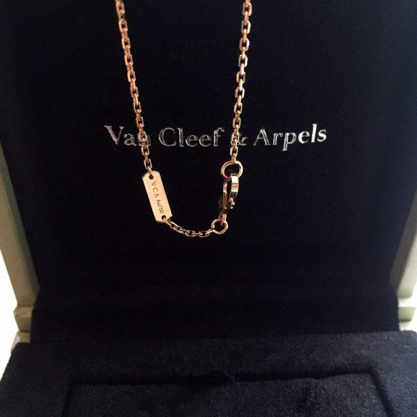 copy van cleef & arpels necklace