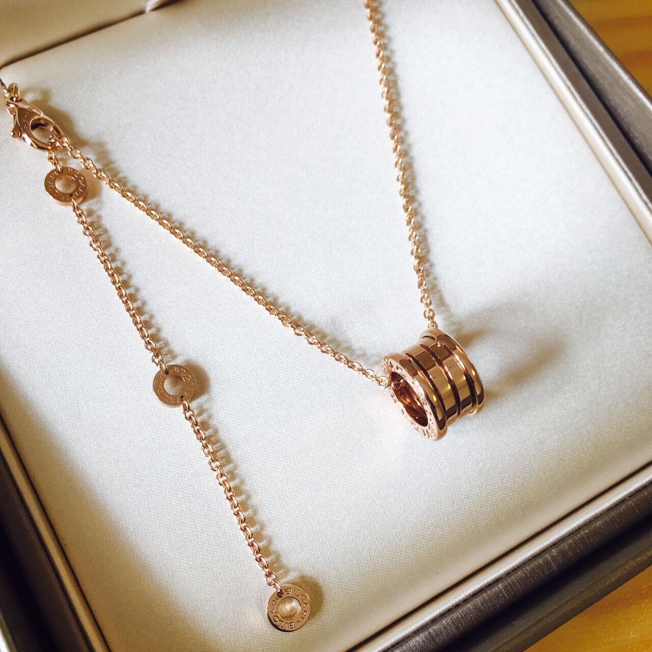 Imitation Bulgari B.zero1 necklace