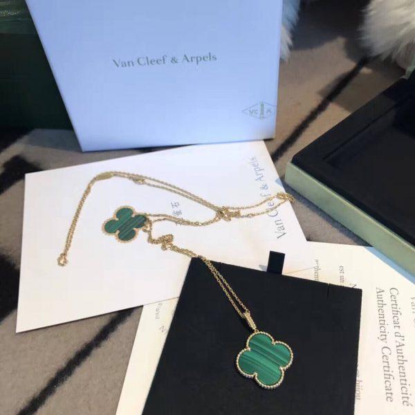 Cheap Van Cleef & Arpels Magic Alhambra long necklace