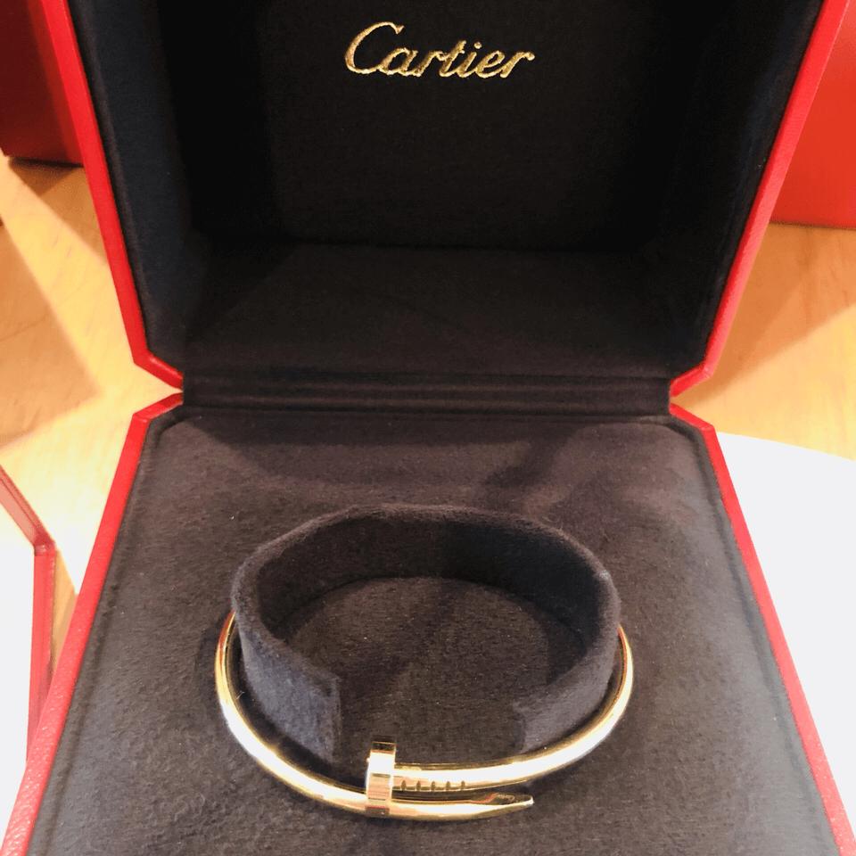 Imitation Cartier juste un clou bracelet