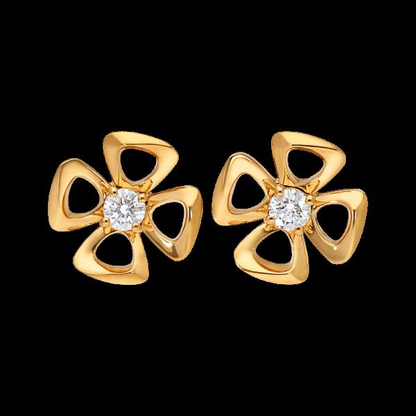 Replica Bulgari FIOREVER EARRINGS Diamonds