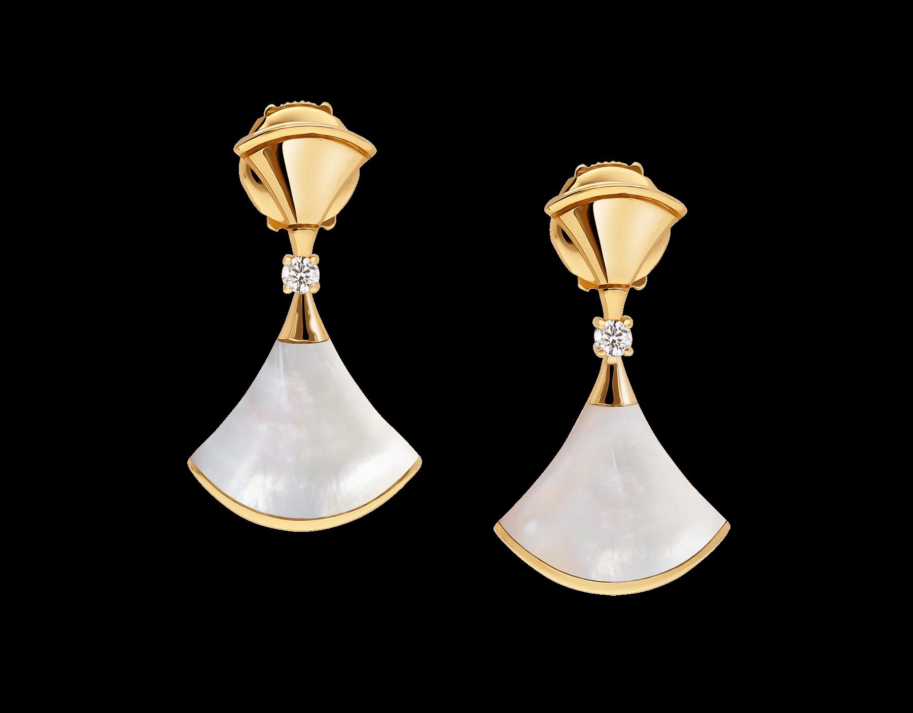 duplicate bulgari earrings