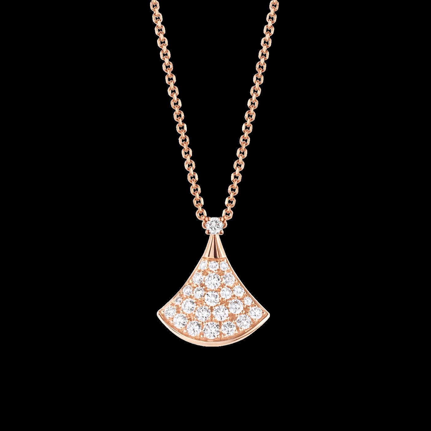 imitation bulgari necklace gold diamonds