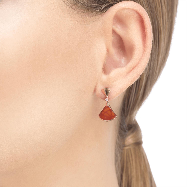 rep bulgari earrings