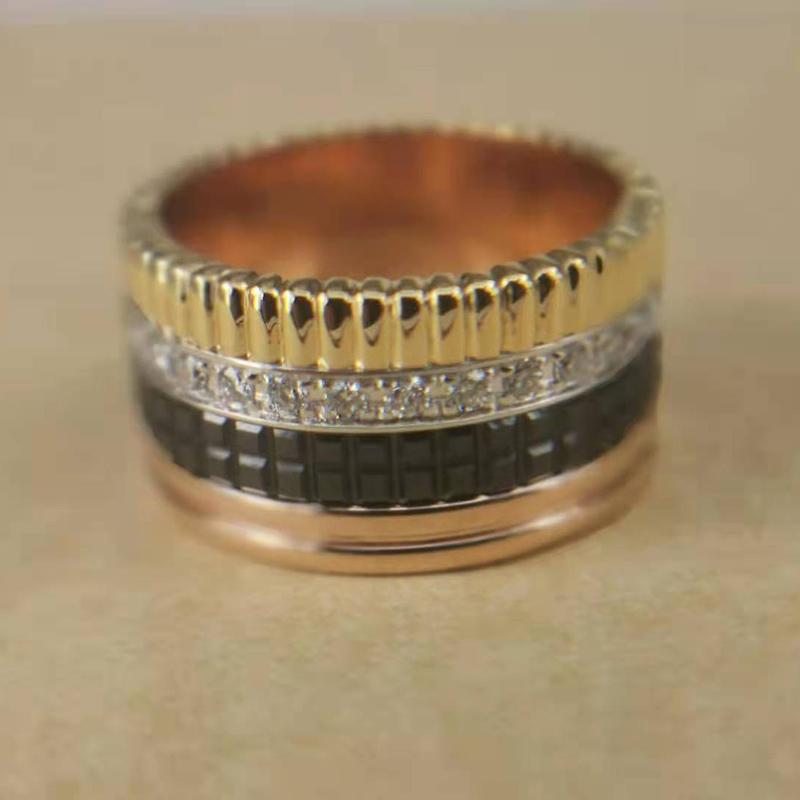 Replica Boucheron quatre classique large ring